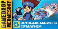Beyblade Masters Of Mayhem