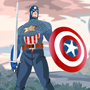 Captain America Play Game