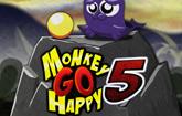 play Monkey Go Happy 5