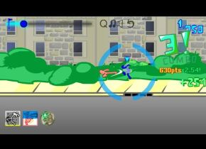play Slush Invaders