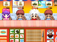 play Jessica Sushi Shop