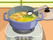 play Easy To Cook Vegetable Soup Recipe
