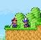 play Super Mario Star Scramble 2