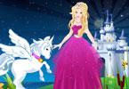 play Barbie With Pegasus
