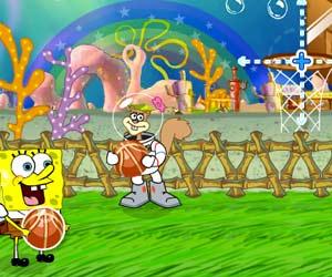 Spongebob Basketball - Basketball
