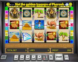 Golden Pharaoh Slots - Free Golden Pharaoh Slot Games Online