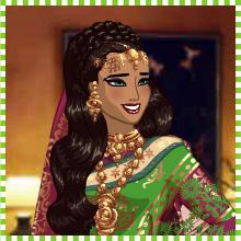 play Sari Maker