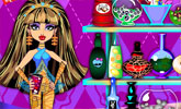 play Monster High Love Potion