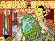 play Asian Driver Mayhem