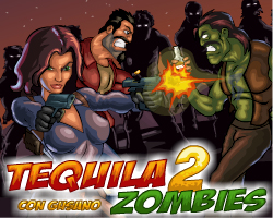 tequila zombies 2 fighting