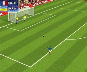 play Euro Cup Kicks