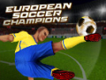 play European Soccer Champions