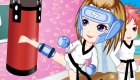 play Boxing Dress Up Game For Girls