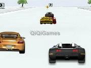 play 3D Snow Race