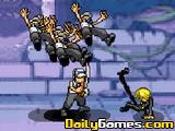 play Comic Stars Fighting 3