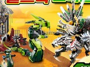 play Ninjago Dragon Battle