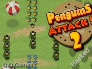 play Penguins Attack Td 2 Hacked