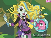 play Monster High Lagoona