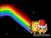 play Nyan Cat Christmas