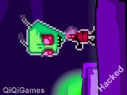 play Invader Zim - The Game Hacked