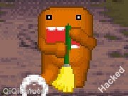 play Domo-Kun Angry Smashfest! Hacked