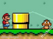play Super Flash Mario Bros Hacked