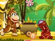 play Donkey Kong Jungle Ball 2