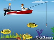 play Ben 10 Fishing Pro