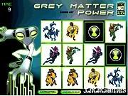 play Ben 10 Grey Matter Power