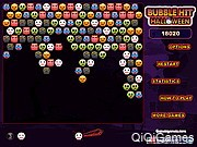 play Bubble Hit: Halloween