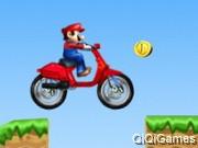 play Mario Bros Motobike
