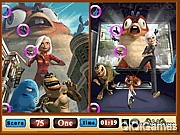 play Monsters Vs Aliens - Similarities
