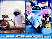 play Wall E - Similarities