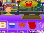 play Fast Food Center