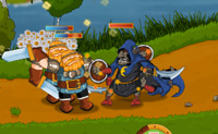 Play The War Cry Goblins Attack Game