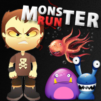 play The Monster Run