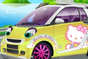 play Decoration Ideas For Hello Kitty Car