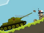 play Russian Tank Vs Hitlers Army