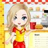play Fast Food Cutie 2