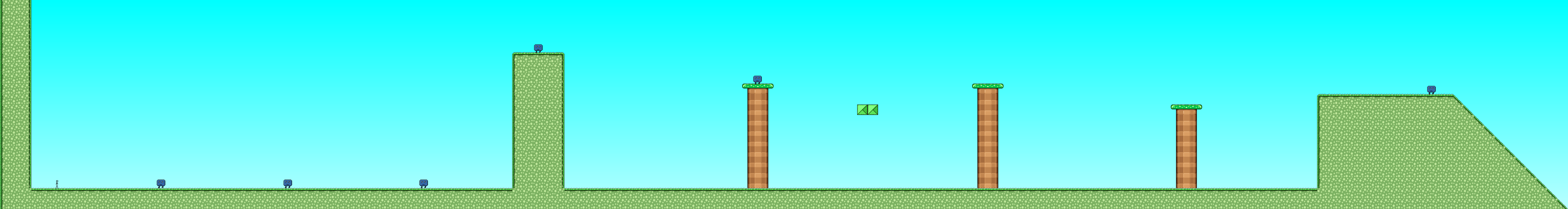 Jump and run your way through 10 different levels can u beat the