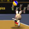 play Bunnylimpics - Volleyball