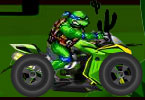 play Ninja Turtle Dirt Bike