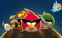 play Angry Birds Space