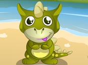play Baby Dino Daycare