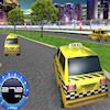 play 3D Taxi Racing