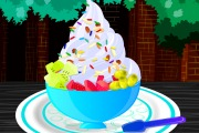 play Yummy Fro Yo Dessert