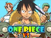 play One Piece Vs Zombies