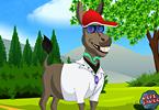play Cute Donkey Dress Up