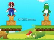 play Mario Landing