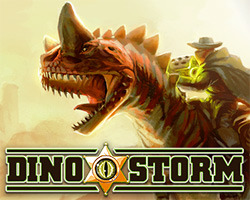 Dino Storm, Play Dino Storm Games Online